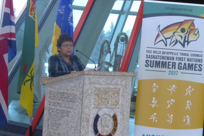 Sask. First Nations Summer Games coming to Regina in 2017