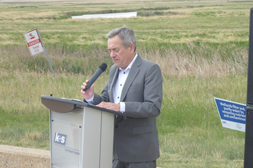 Wetlands restoration receives boost from offset payments