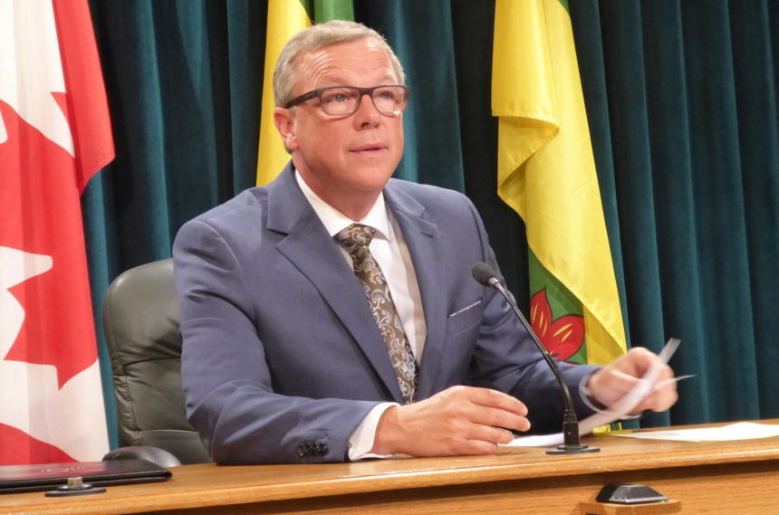 Brad Wall resigns after decade as premier