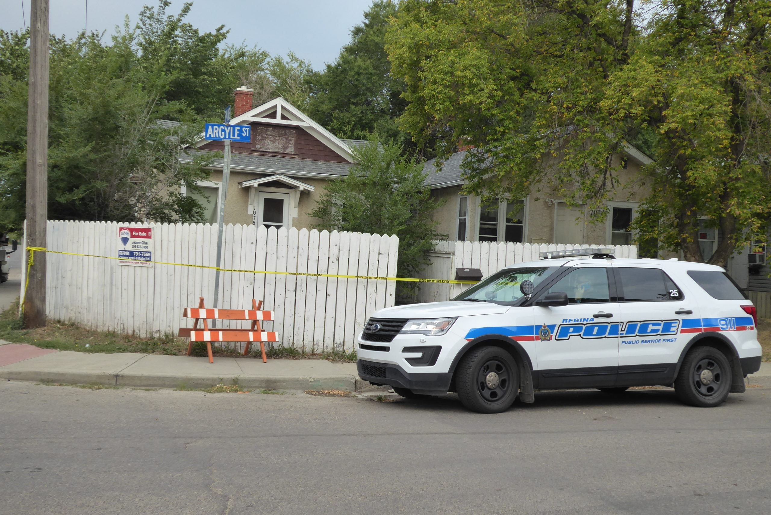 Resident afraid following Regina stabbing