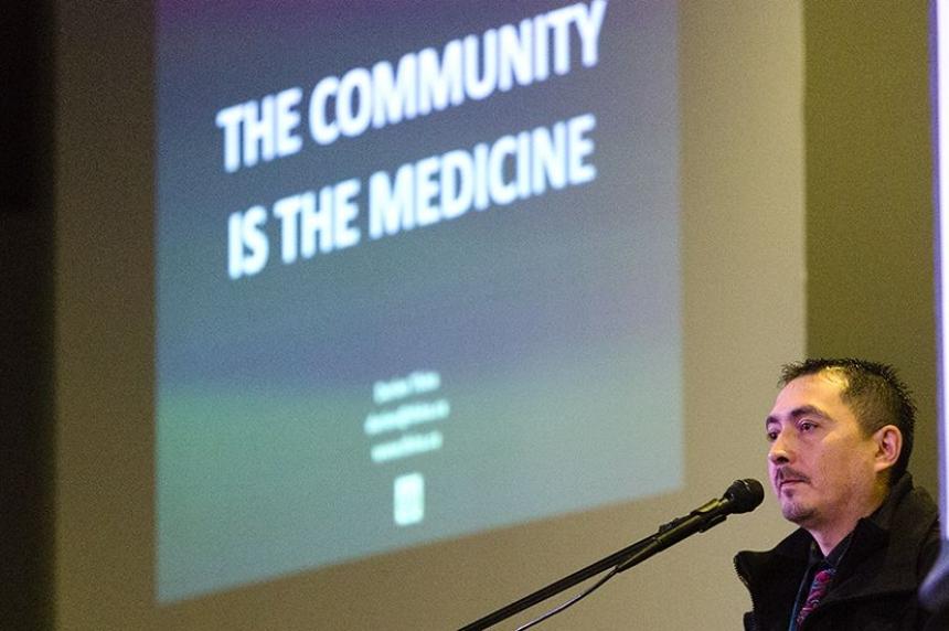 Prince Albert medicine gathering addresses northern Sask. suicide crisis