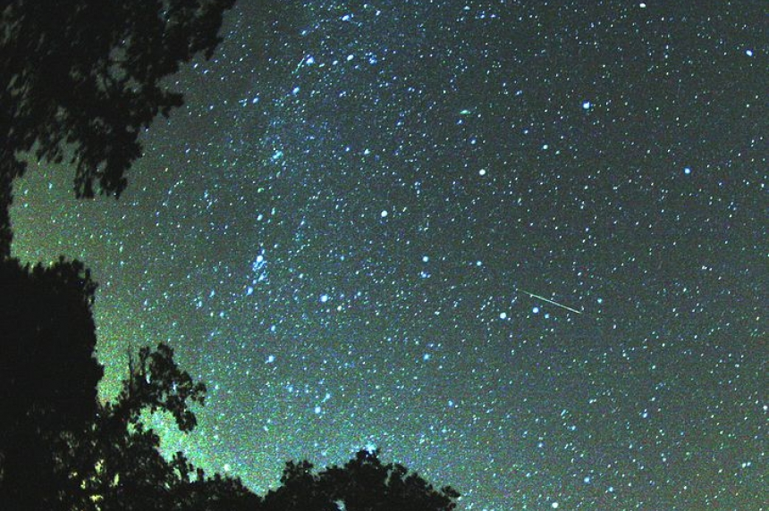 Eyes to the sky this weekend for the Perseid meteor shower