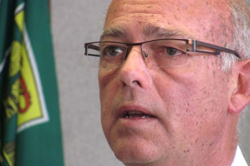 Regina Board of Police Commissioners bids farewell to retiring chief