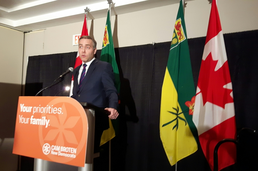 Sask. NDP campaign plans to cut consultant spending by $59 million