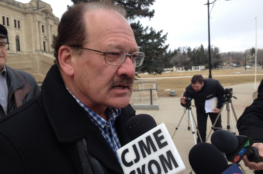 Sask. P.C. Party leader steps down