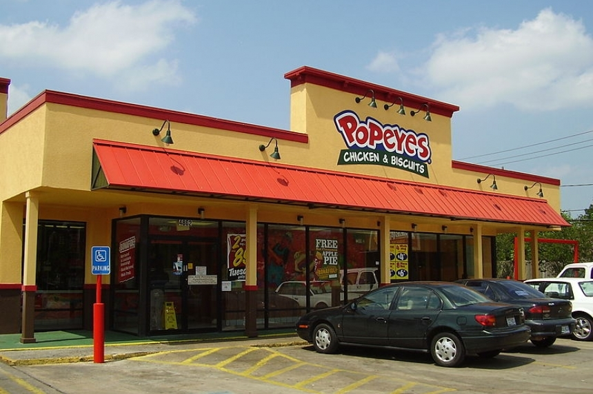 Popeyes chicken chain confirms first Regina location