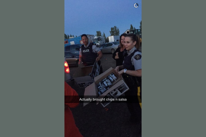 No charges after RCMP show up to Lumsden underage frosh party with chips and salsa