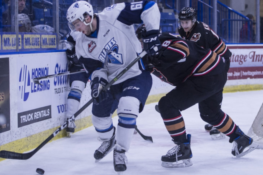 Blades extend playoff lead with win over Calgary