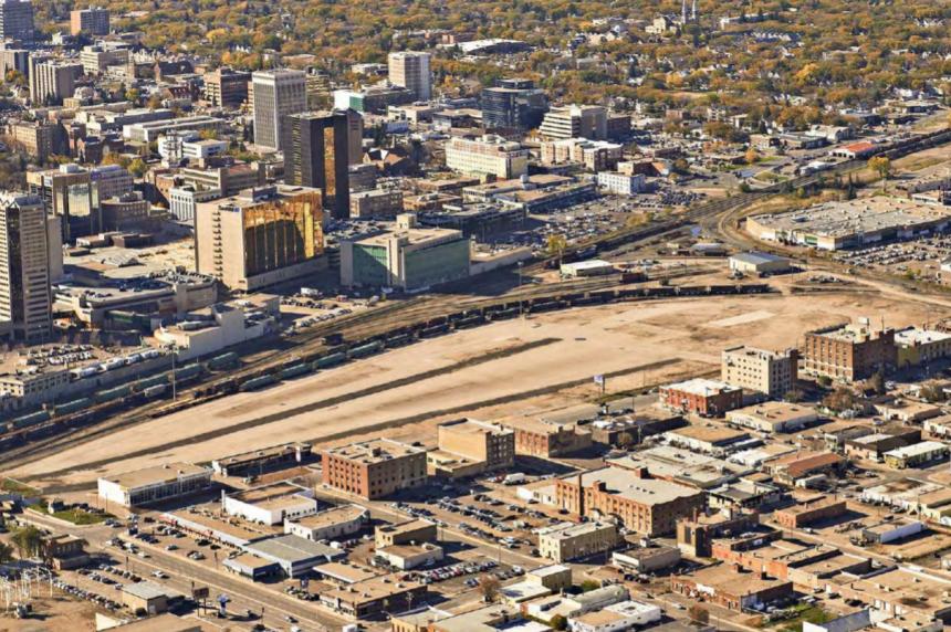 Regina's Railyard Renewal Project set to finalize design