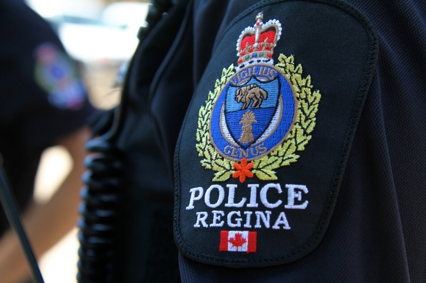 Woman hurt after being struck by a vehicle in Regina
