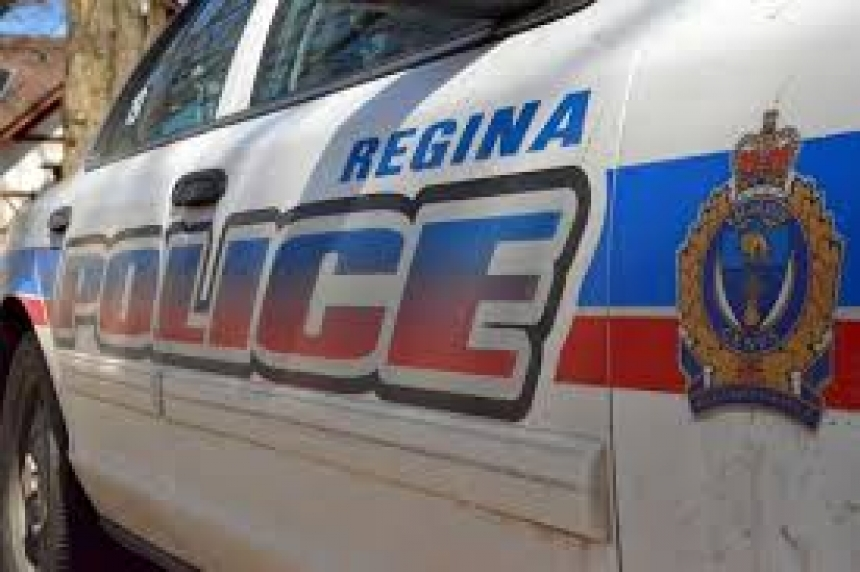 2 guns and drugs found in truck; Regina man charged