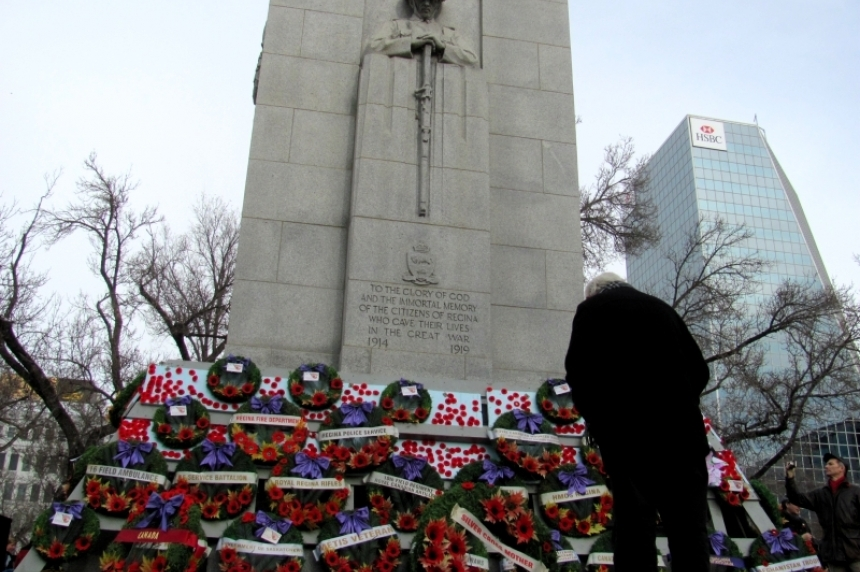 Regina D-Day veteran reflects on Remembrance Day