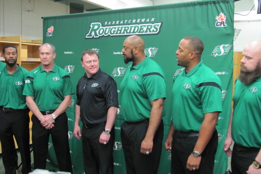 From Edmonton to Saskatchewan: Chris Jones announces Rider coaching staff