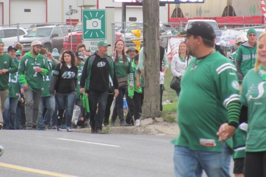Police and Mosaic add extra security for Rider games