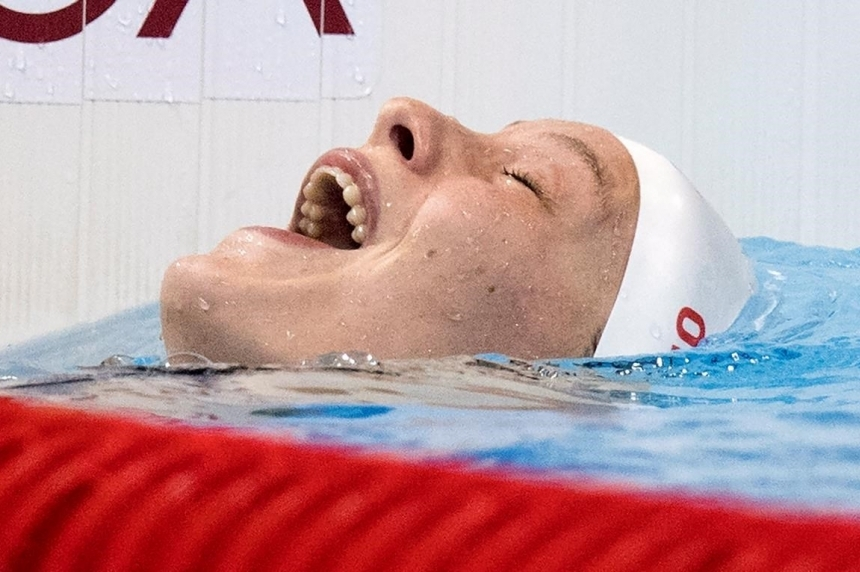 Rising star: Oleksiak wins second medal in Rio with silver in 100 butterfly