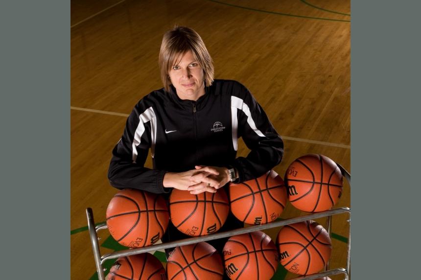 Canada in Rio: women's basketball coach Lisa Thomaidis