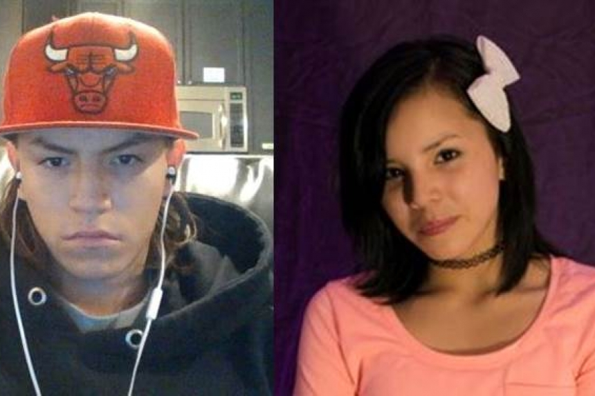 Police asking for help finding two people in Saskatoon