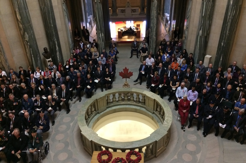 Sask. Afghanistan Poppy Memorial remembers Canadians soldiers who died in Afghanistan