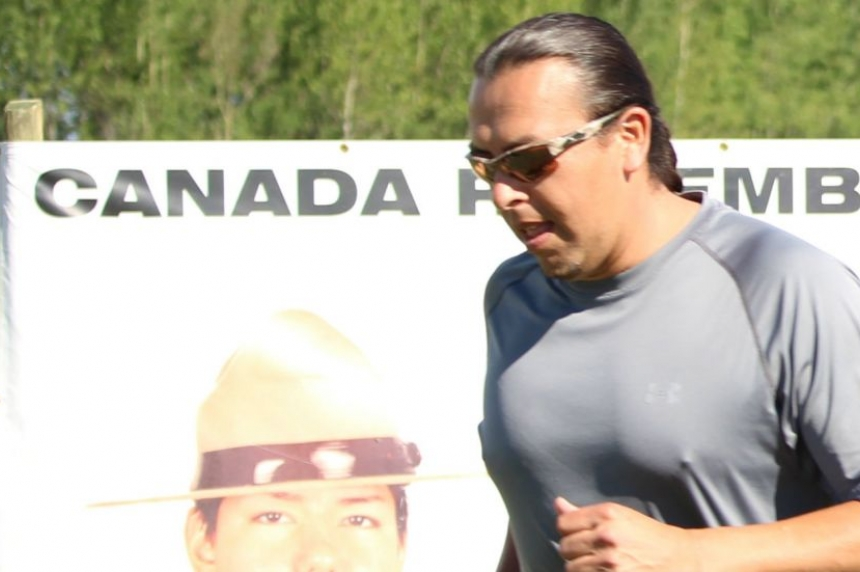 Spiritwood run honours fallen RCMP officers