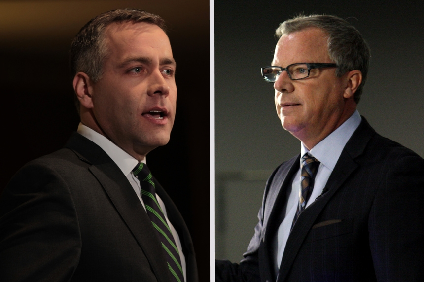 Latest poll finds equal support for Sask. Party, NDP in Regina