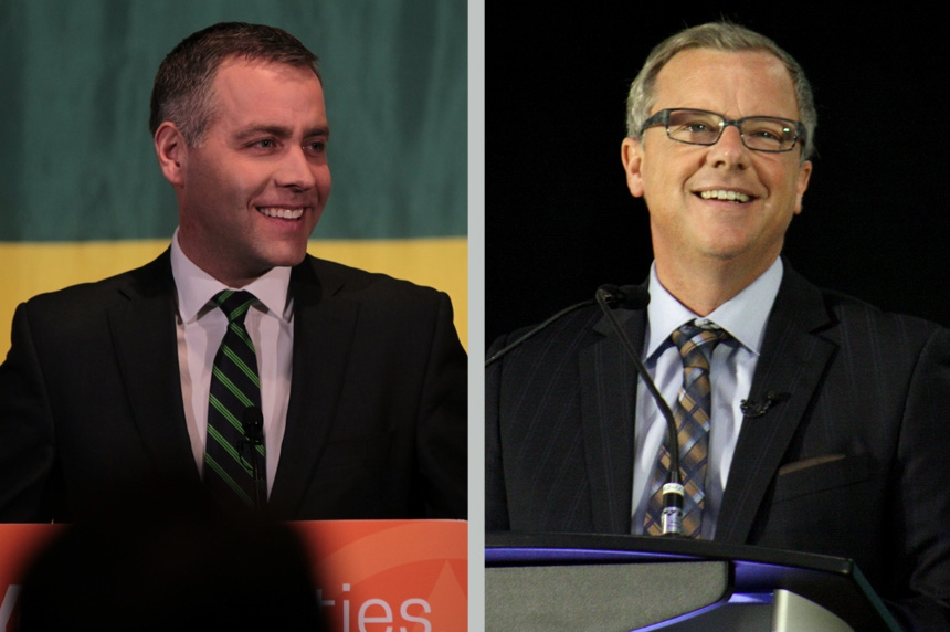 Party leaders remain energized as Sask. election nears halfway mark
