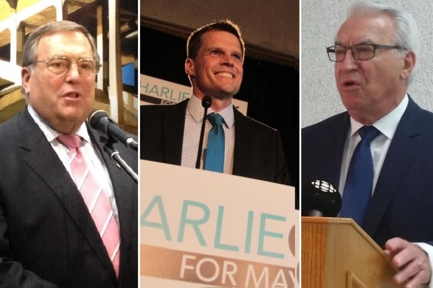Poll gives Atchison slight edge over Clark in Saskatoon mayoral race