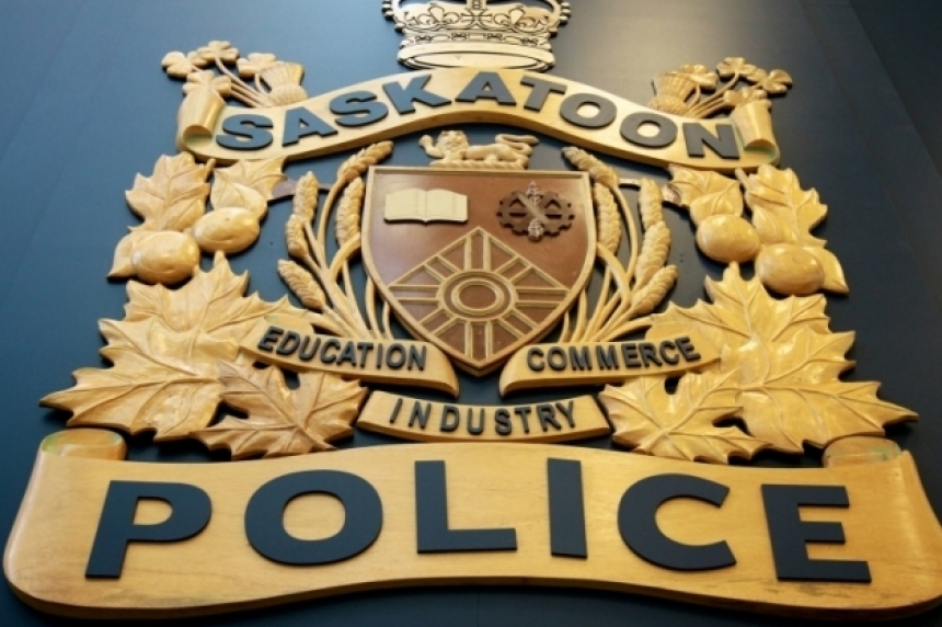 Air support and K9 unit track down break in suspect in Saskatoon
