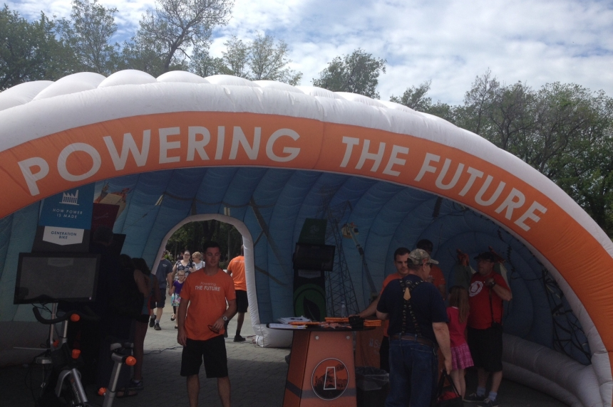 SaskPower hopes to educate about future challenges