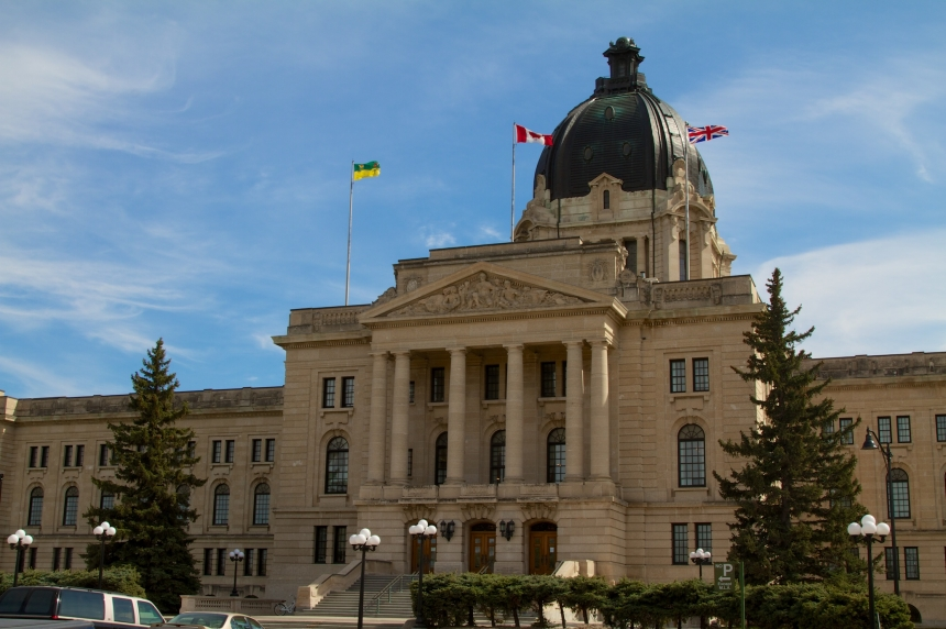 Metal detectors coming to Saskatchewan legislature