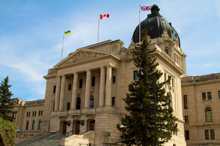 Sask. government deficit plan remains on track