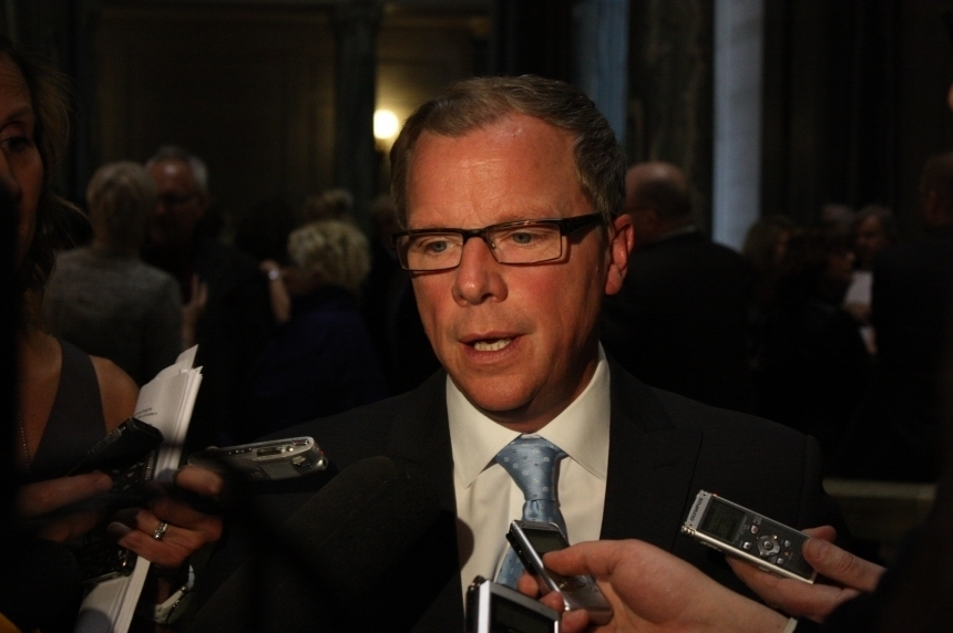 Brad Wall continues beef with A&W's hamburgers