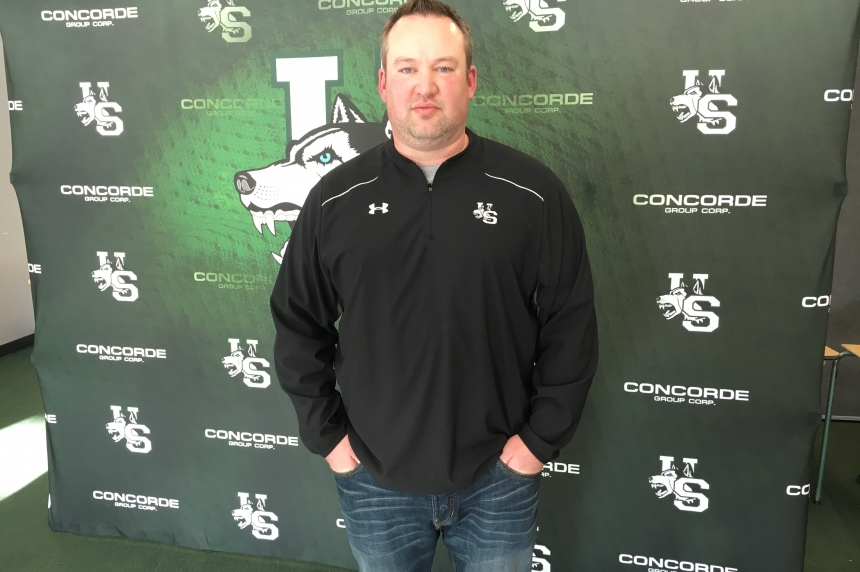 U of S Huskies football name Scott Flory new head coach