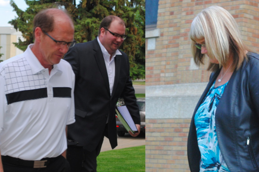 Sask. couple found guilty of conspiring to murder their spouses
