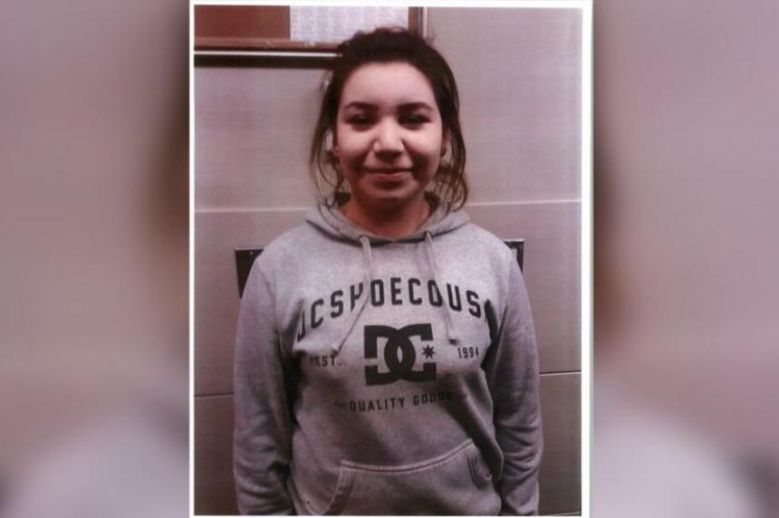 RCMP seek missing North Battleford girl
