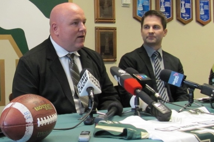 University of Regina Rams name Stephen Bryce as new head coach