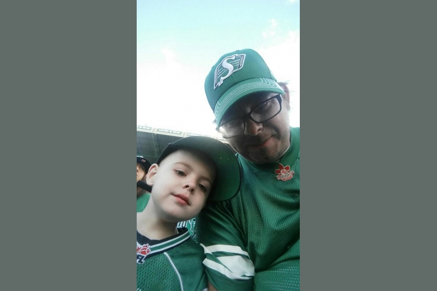 Riders' Ese Mrabure saves 4-year-old fan's first game