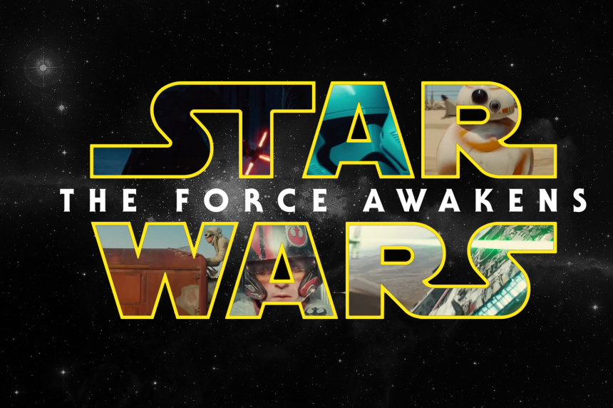Ticket sales are strong with Star Wars Episode VII in Regina