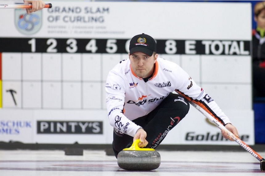 Steve Laycock completes 3-peat as provincial curling champion