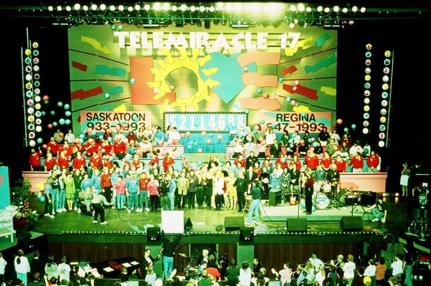 40 years of memories at Kinsmen Telemiracle