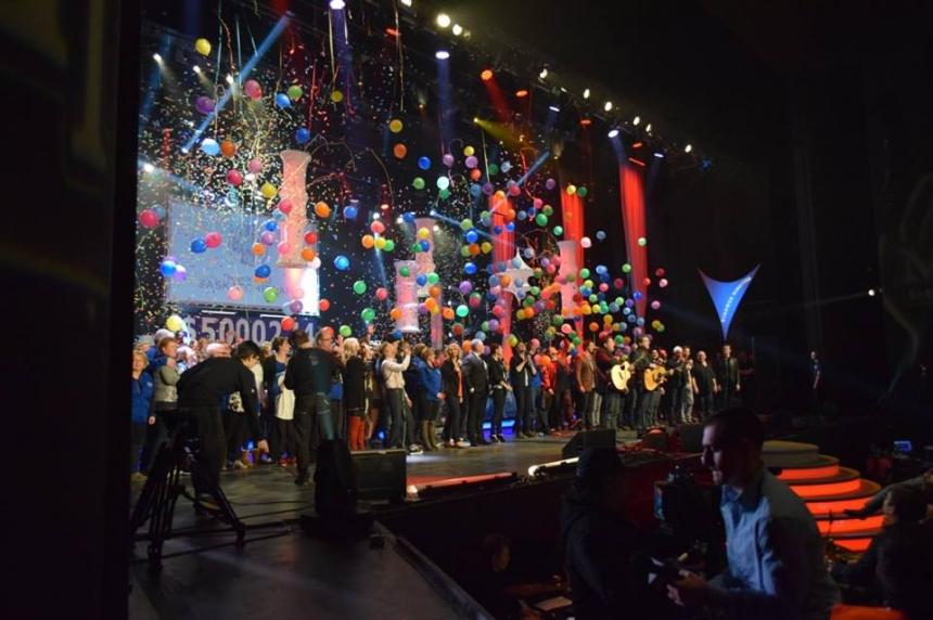 Telemiracle 41 raises more than $5 million