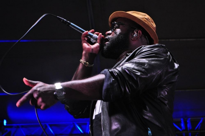 PHOTOS: The Roots perform at Saskatoon's Jazz Festival on Canada Day