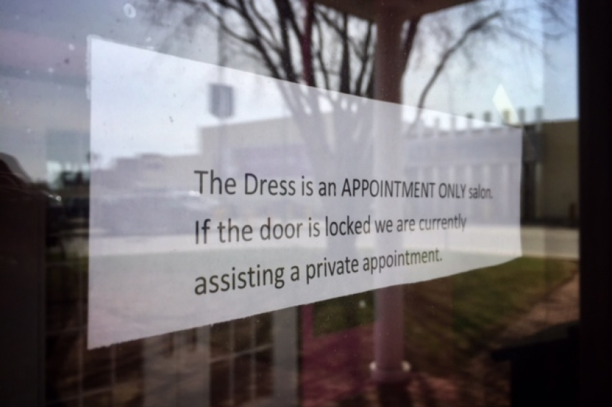 Bridal shop bust: how to protect against failing business
