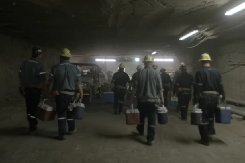 Fire traps more than 100 miners at Allan potash mine