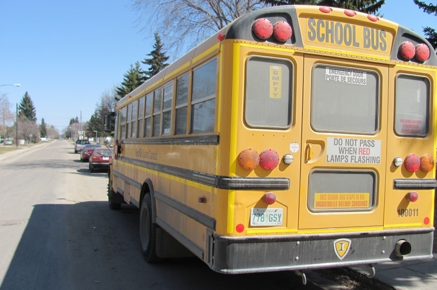 Boy struck by school bus in Wakaw fights for life in hospital