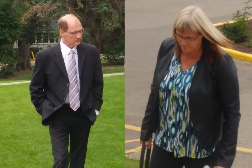 Sask. lovers who plotted to murder spouses sentenced to three years in prison