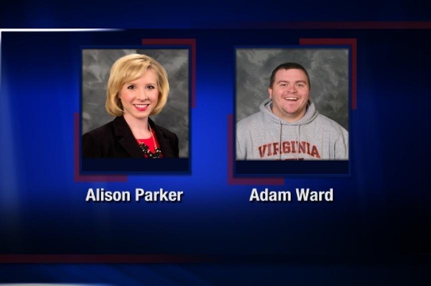 Reporter, cameraman shot dead during live shot in Virginia