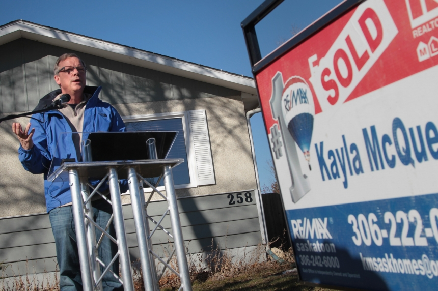 Sask. Party promises help for post-secondary grads buying first home
