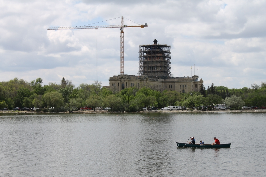 Wascana cancels annual disabled water-skiing demonstration