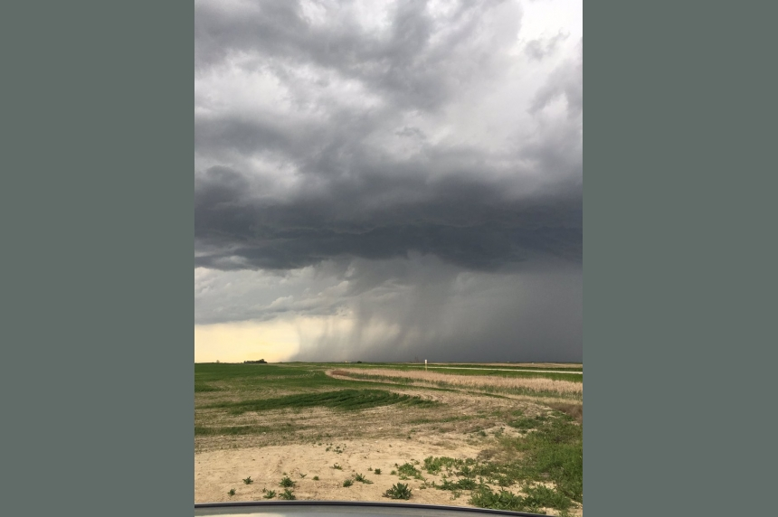 Several thunderstorms expected to roll through southern Sask.