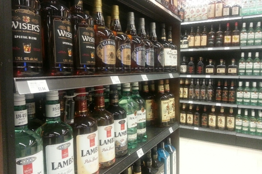 Sask. liquor laws don't make the grade: report